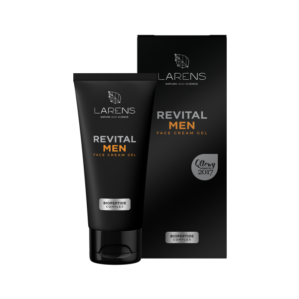 Revital Men Face Cream Gel 50 ml