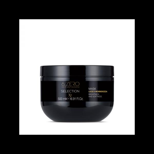 6.ZERO extra hydratačná maska XY 500 ml