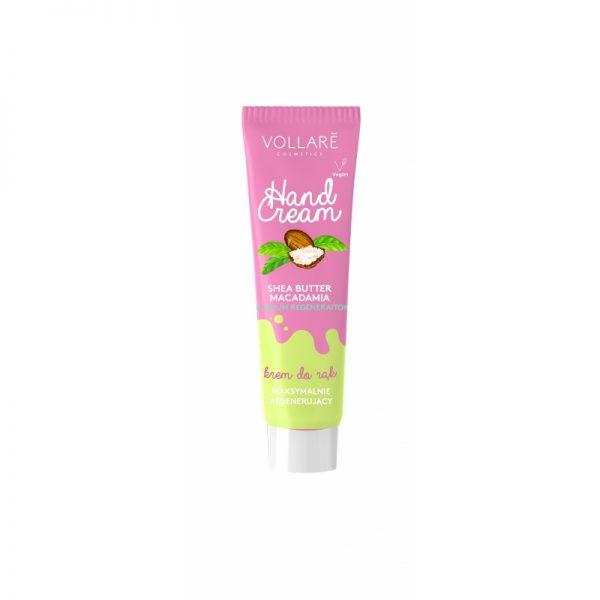 VOLLARÉ - Almond Hand Cream - Krém na ruky s makadámiovým olejom 100 ml