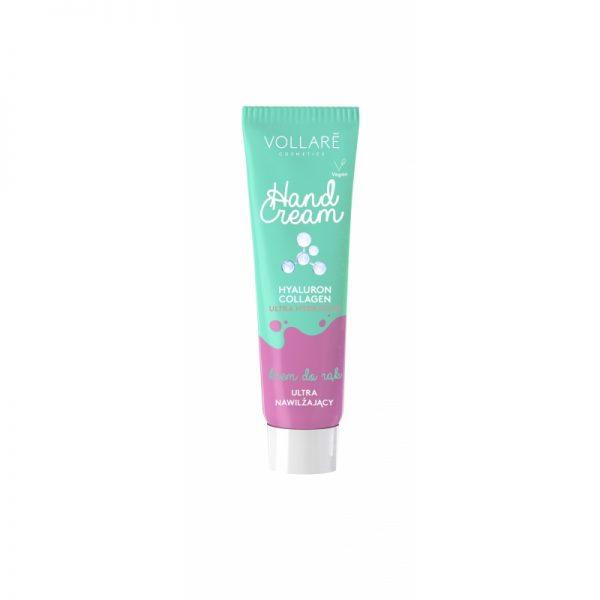 VOLLARÉ - Ultra Hydratation - Krém na ruky s hyaluron komplexom 100 ml