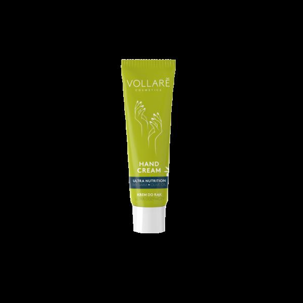 VOLLARÉ - Hand Cream Ultra Nutrition - Krém na ruky s olivovým olejom 100 ml
