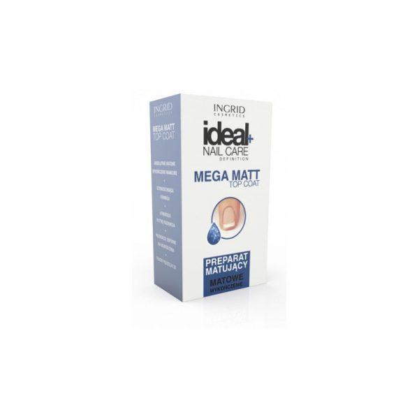 INGRID - Zmatňujúci vrchný lak 7 ml