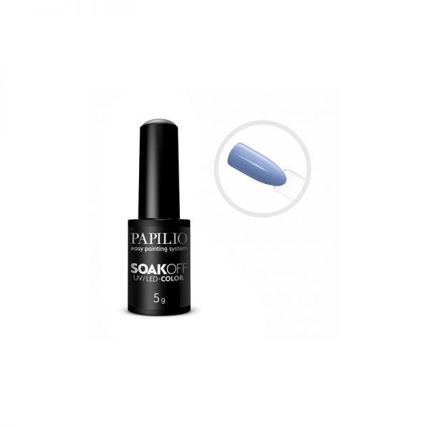PAPILIO Soak off - Gel lak vhodný do UV aj LED lampy - 703 - 5 ml