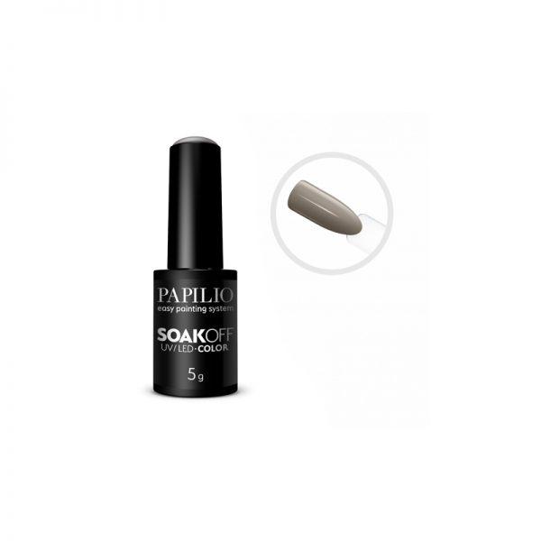 PAPILIO Soak off - Gel lak vhodný do UV aj LED lampy - 301 - 5 ml