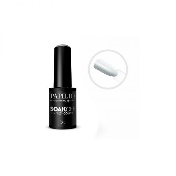 PAPILIO Soak off - Gel lak vhodný do UV aj LED lampy - 200 - 5 ml