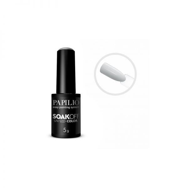 PAPILIO Soak off - Gel lak vhodný do UV aj LED lampy - 204 - 5 ml