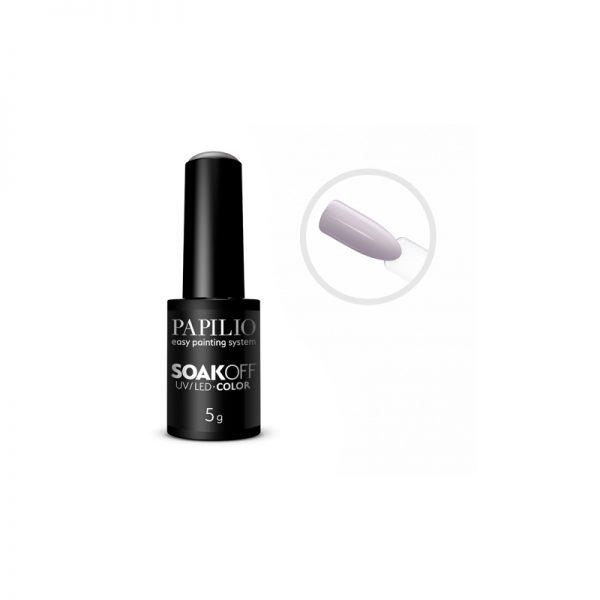 PAPILIO Soak off - Gel lak vhodný do UV aj LED lampy - 210 - 5 ml