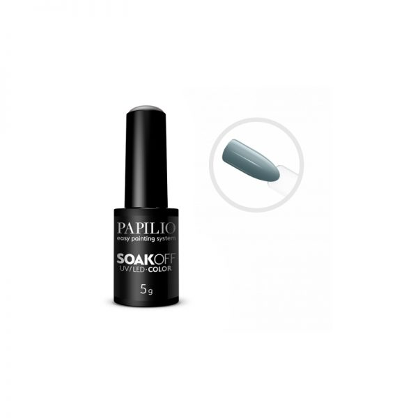 PAPILIO Soak off - Gel lak vhodný do UV aj LED lampy - 212 - 5 ml