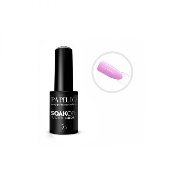 PAPILIO Soak off - Gel lak vhodný do UV aj LED lampy - 512 - 5 ml