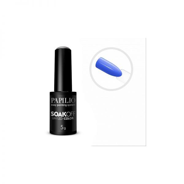 PAPILIO Soak off - Gel lak vhodný do UV aj LED lampy - 609 - 5 ml