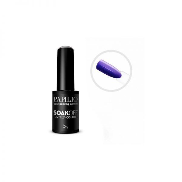 PAPILIO Soak off - Gel lak vhodný do UV aj LED lampy - 626 - 5 ml