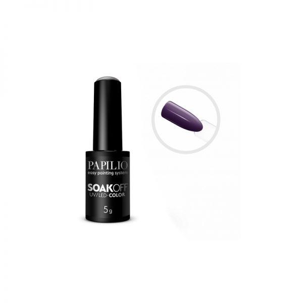 PAPILIO Soak off - Gel lak vhodný do UV aj LED lampy - 632 - 5 ml