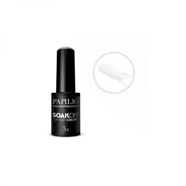 PAPILIO Soak off - Gel lak vhodný do UV aj LED lampy - 1000 - 5 ml