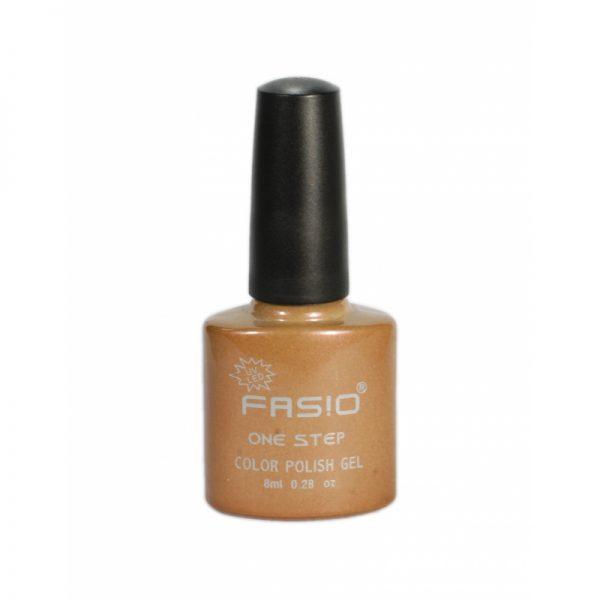 FASIO Gél lak ONE STEP - jednokrokový, bezvýpotkový - 026- 8ml