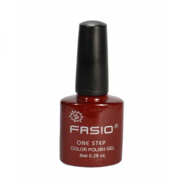 FASIO Gél lak ONE STEP - jednokrokový, bezvýpotkový - 039 - 8ml