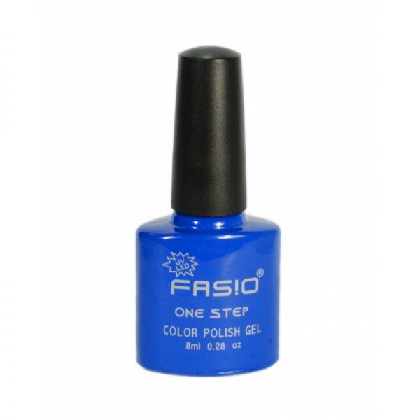 FASIO Gél lak ONE STEP - jednokrokový, bezvýpotkový - 086- 8ml