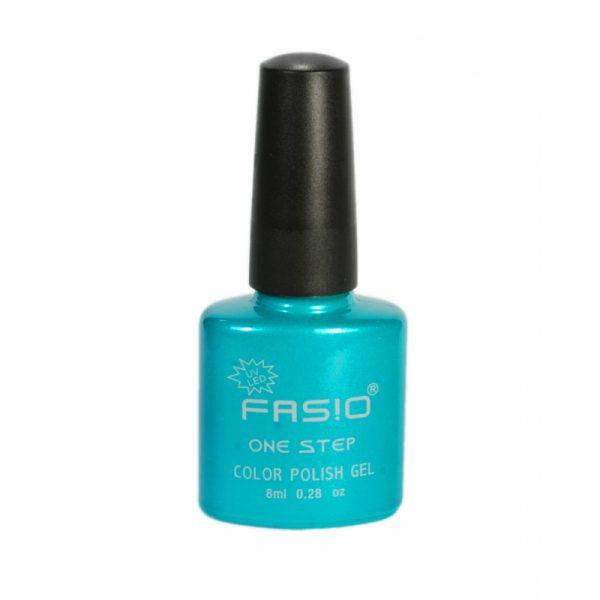 FASIO Gél lak ONE STEP - jednokrokový, bezvýpotkový - 101 - 8ml
