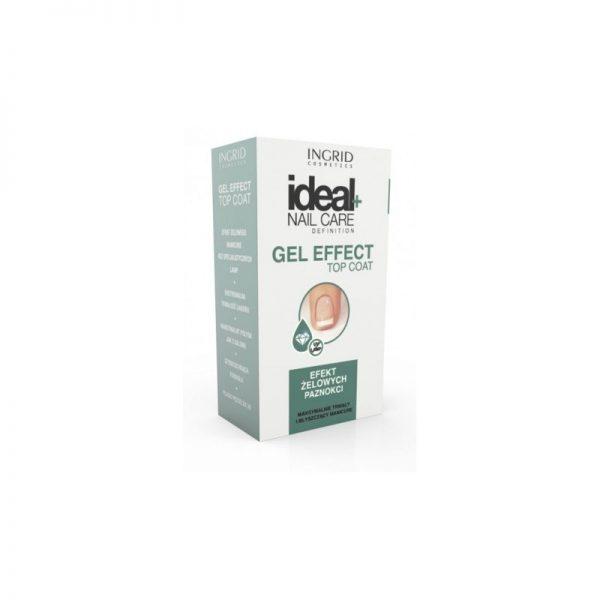 INGRID - Vrchný lak s gélovým efektom 7 ml