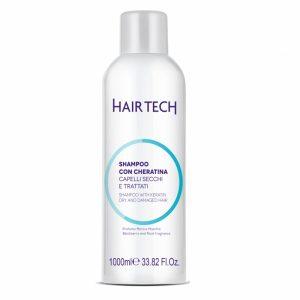 Hair Tech – Con Cheratina - Keratínový šampón 1000 ml