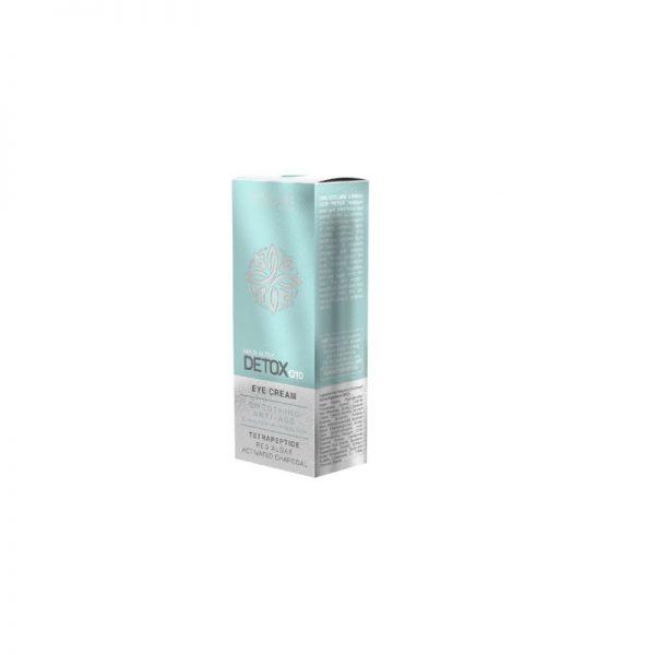 VOLLARÉ - Očný krém DETOX s Q10 15 ml