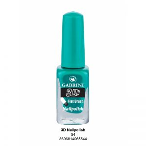 GABRINI - Lak na nechty 3D 54 - 13 ml