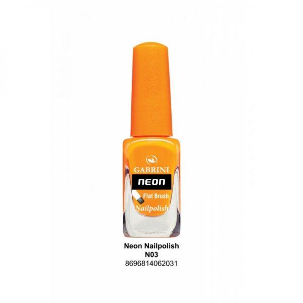 GABRINI - Lak na nechty NEON 3 - 13 ml