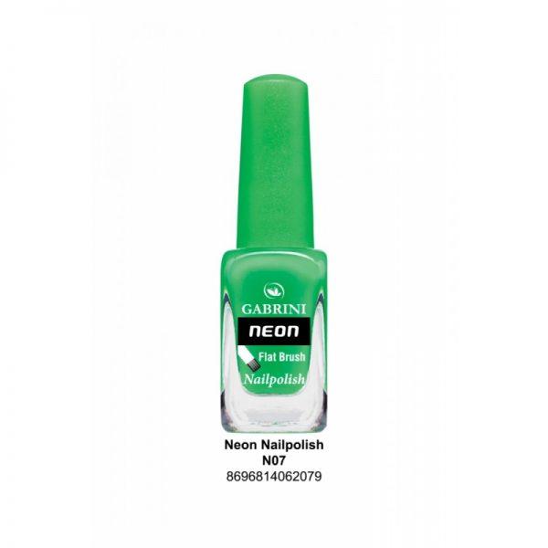 GABRINI - Lak na nechty NEON 7 - 13 ml