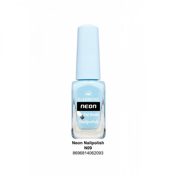 GABRINI - Lak na nechty NEON 9 - 13 ml