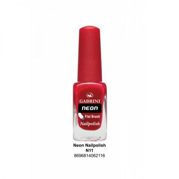 GABRINI - Lak na nechty NEON 11 - 13 ml
