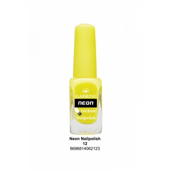 GABRINI - Lak na nechty NEON 12 - 13 ml
