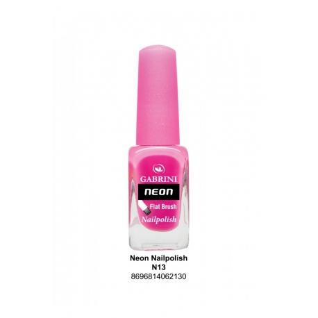 GABRINI - Lak na nechty NEON 13 - 13 ml
