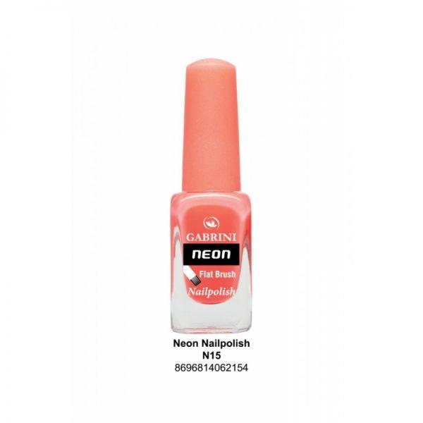 GABRINI - Lak na nechty NEON 15 - 13 ml