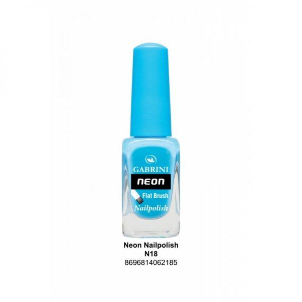 GABRINI - Lak na nechty NEON 18 - 13 ml