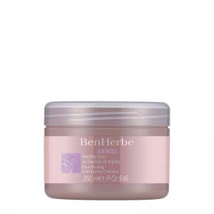 BenHerbe – Peeling s jojobovými granulami 250 ml