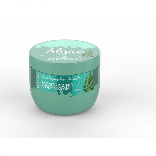 VOLLARÉ - Vegánsky telový krém zo zelených rias 250 ml